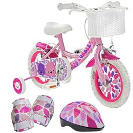 Save £20 at Argos on Pedal Pals 12 Inch Cuddles Kids Bike and Accessories Set