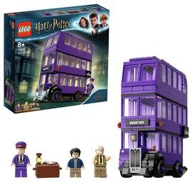 Save £2 at Argos on LEGO Harry Potter Knight Bus Toy - 75957