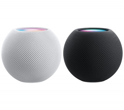Save £21 at Currys on APPLE HomePod Mini Twin Pack - White & Space Grey, White