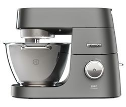 Save £219 at Currys on KENWOOD Chef Titanium KVC7300S Stand Mixer - Silver