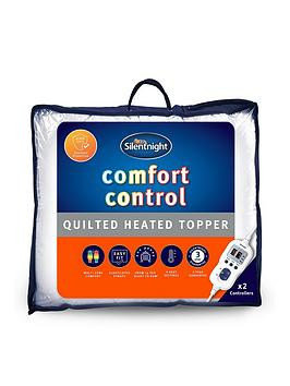 Save £25 at Very on Silentnight Comfort Control Double Heated Mattress Topper
