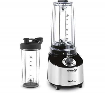 Save £30 at Currys on TEFAL BL181D65 Vacuum Blender - Stainless Steel & Black, Stainless Steel