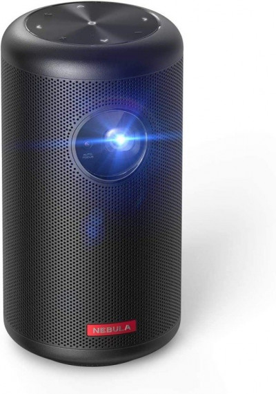 Save £128 at Ebuyer on Anker Nebula Capsule II - Smart Mini Projector - 720p HD Portable Projector - 8W Speaker