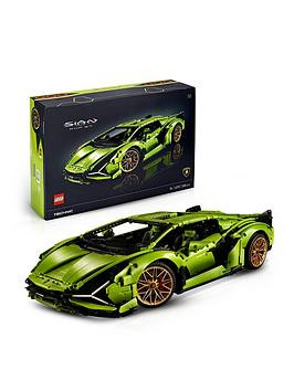 Save £39 at Very on Lego Technic 42115 Lamborghini SiN Fkp 37 Collector'S Car Model