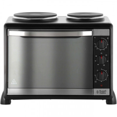 Save £17 at AO on Russell Hobbs Mini Kitchen 22780 Mini Oven - Black