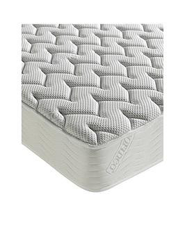 Save £60 at Very on Dormeo Memory Silver Plus Rolled Mattress  Medium