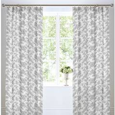Save £16 at Argos on Dreams N Drapes Malton Lined Curtains