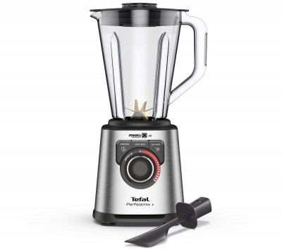Save £25 at Currys on TEFAL PerfectMix Tritan BL82AD40 Blender - Steel & Grey, Grey