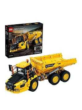 Save £34 at Very on Lego Technic 42114 6X6 Volvo Articulated Hauler Truck