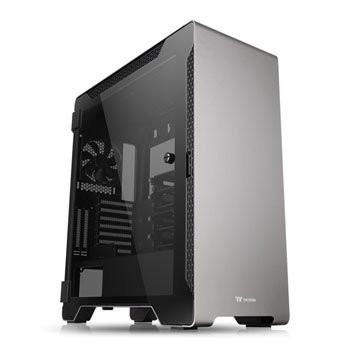 Save £20 at Scan on ThermalTake A500 Tempered Glass Aluminium Midi PC Gaming Case