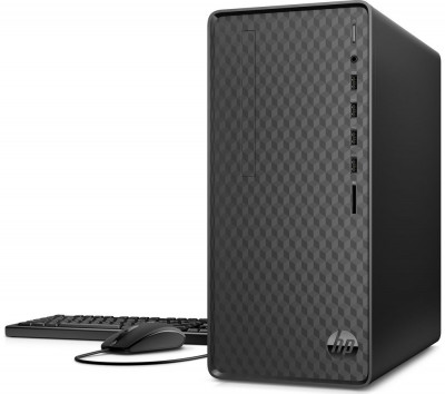 Save £100 at Currys on HP M01-F0013na Desktop PC - AMD Athlon, 1 TB HDD, Black, Black