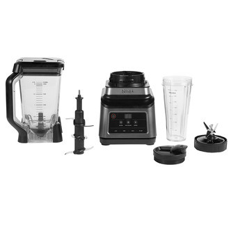 Save £31 at Sonic Direct on Ninja BN750UK 2 in 1 Blender with Auto IQ in Black 2 1L 1200W
