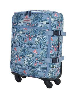 Save £46 at Very on Cath Kidston Botanical Garden 4 Wheel Cabin Bag