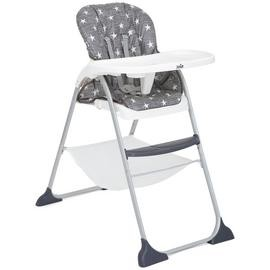Save £15 at Argos on Joie Mimzy Snacker Highchair - Twinkle Linen