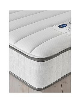 Save £50 at Very on Silentnight Kids Miracoil Sprung Eco-Friendly Mattress - Small Double - Medium Firm