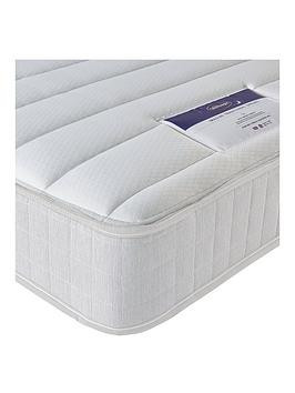 Save £50 at Very on Silentnight Kids Traditional Sprung Eco-Friendly Mattress - Small Double - Medium Firm