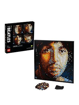 Save £18 at Very on Lego Art 31198 The Beatles Buildable Poster Wall DCor