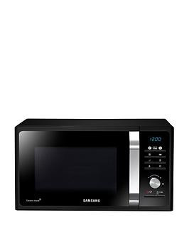 Save £21 at Very on Samsung Ms23F301Tfk/Eu 23 Litre Solo Microwave - Black