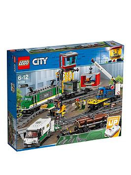 Save £31 at Very on Lego City 60198 Cargo Train