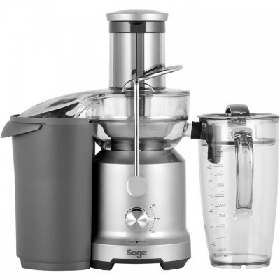 Save £9 at AO on Sage The Nutri Juicer Cold BJE430SIL Juicer - Stainless Steel