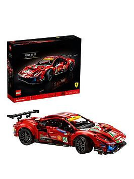 Save £25 at Very on Lego Technic Ferrari 488 Gte Af Corse #51 Car Set 42125