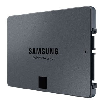"Save £20 at Scan on Samsung 870 QVO 2TB 2.5"" SATA SSD/Solid State Drive"