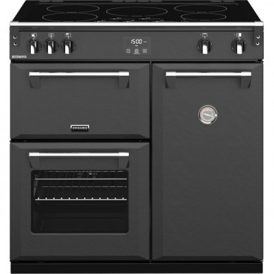 Save £280 at AO on Stoves Richmond S900Ei 90cm Electric Range Cooker with Induction Hob - Anthracite - A/A/A Rated