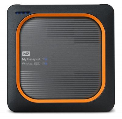 Save £208 at Ebuyer on WD My Passport Wireless 2TB SSD