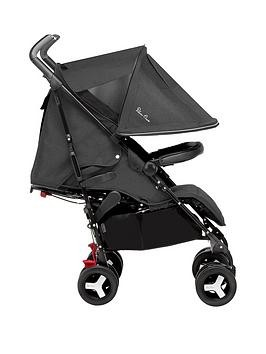 Save £40 at Very on Silver Cross Reflex Stroller - Black