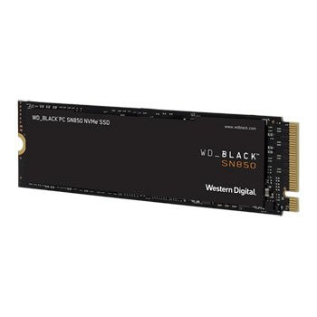 Save £21 at Scan on WD Black SN850 500GB M.2 PCIe 4.0 NVMe SSD/Solid State Drive