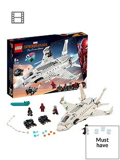 Save £4 at Very on LEGO Super Heroes 76130 Stark Jet and the Drone Toy