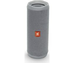 Save £5 at Currys on JBL Flip 4 Portable Bluetooth Wireless Speaker - Grey