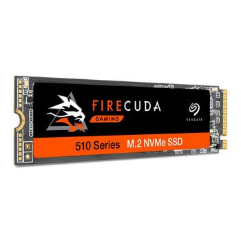 Save £17 at Scan on Seagate FireCuda 510 1TB M.2 PCIe NVMe SSD/Solid State Hard Drive