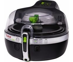 Save £30 at Currys on TEFAL ActiFry 2in1 YV960140 Air Fryer - Black