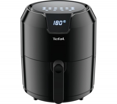 Save £14 at Currys on TEFAL Easy Fry Precision EY401840 Air Fryer - Black, Black
