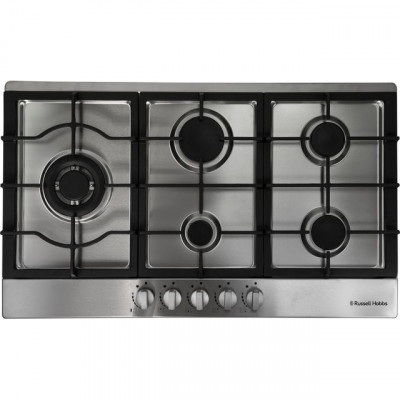 Save £29 at AO on Russell Hobbs RH75GH601SS 75cm Gas Hob - Stainless Steel