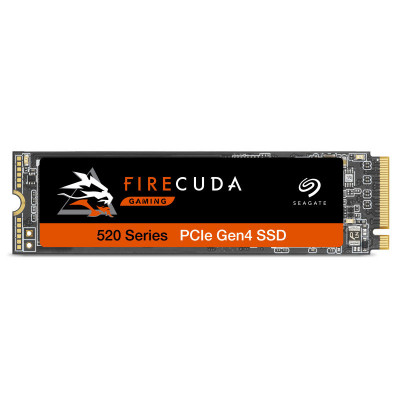 Save £85 at Ebuyer on Seagate 2TB FireCuda 520 Performance Internal SSD PCIe Gen4 x4 NVMe