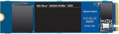Save £23 at Ebuyer on WD Blue SN550 1TB NVME M.2 2280 PCIe Gen3 SSD
