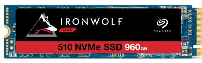 Save £65 at Ebuyer on Seagate 960GB IronWolf 510 M.2 NVMe SSD