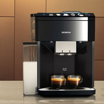 Save £100 at AO on Siemens EQ.500 TQ505R09 Bean to Cup Coffee Machine - Black