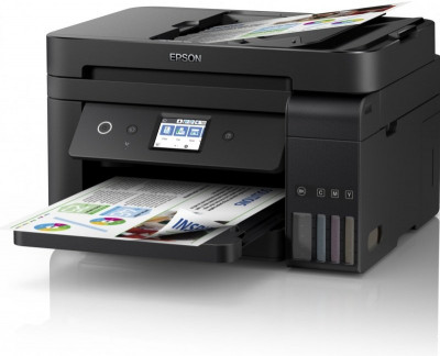 Save £78 at Ebuyer on Epson EcoTank ET-4750 A4 Colour Multifunction Inkjet Printer