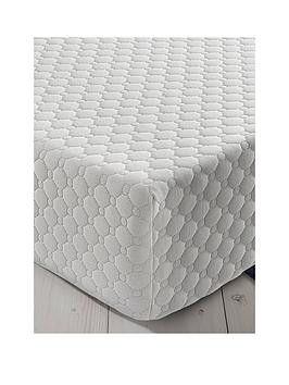 Save £44 at Very on Silentnight 7 Zone Memory Foam Rolled Mattress - Medium Firm