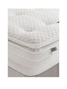 Save £238 at Very on Silentnight Geltex Affinity 1850 Pocket Pillow Top Mattress