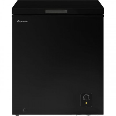 Save £20 at AO on Fridgemaster MCF142B Chest Freezer - Black - A+ Rated
