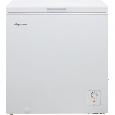 Save £20 at AO on Fridgemaster MCF198 Chest Freezer - White - A+ Rated