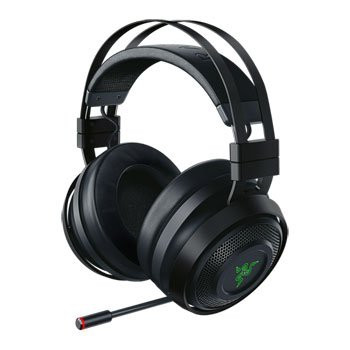 Save £20 at Scan on Razer Nari Ultimate THX Spatial Audio Wireless RGB Gaming Headset