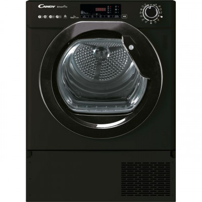 Save £80 at AO on Candy BCTDH7A1TCEB Integrated Wifi Connected 7Kg Heat Pump Tumble Dryer - Black - A+ Rated