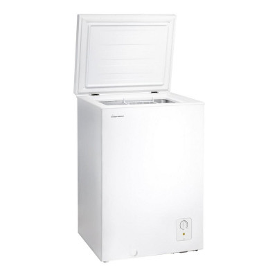 Save £61 at PRCDirect on Fridgemaster MCF96 A+ 55cm Static Chest Freezer, White