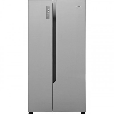 Save £50 at AO on Fridgemaster MS91518FFS American Fridge Freezer - Silver - A+ Rated