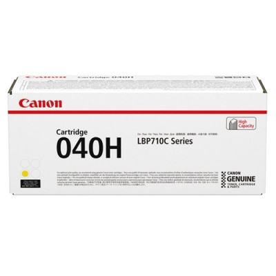 Save £37 at Ebuyer on Canon 040H High Capacity Yellow Toner Cartridge